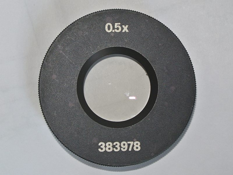 wild M420 lentille 0,5x 383978